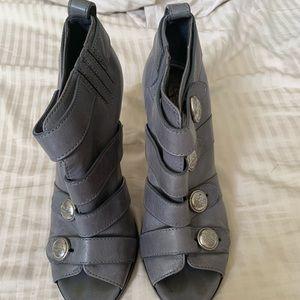 Coach booties